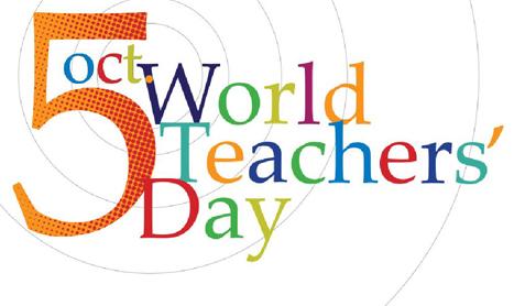 Image result for world teachers day